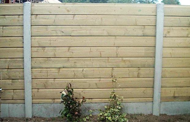 Des plaques de beton pour le jardin prix ex cutions for Plaque en bois pour jardin