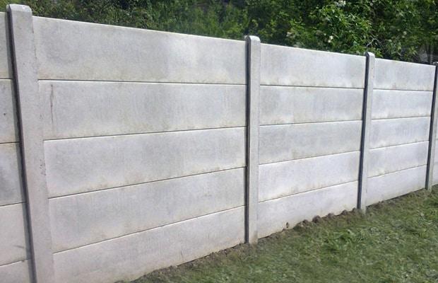 Des plaques de beton pour le jardin prix ex cutions - Plaque beton cloture prix ...