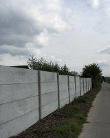 Cloture jardin conseil de prix les mat riaux de cloture - Cloture jardin en beton orleans ...
