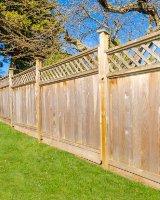 Cloture jardin conseil de prix les mat riaux de cloture Cloture en bois jardin